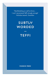 Subtly Worded and Other Stories-9781782277309