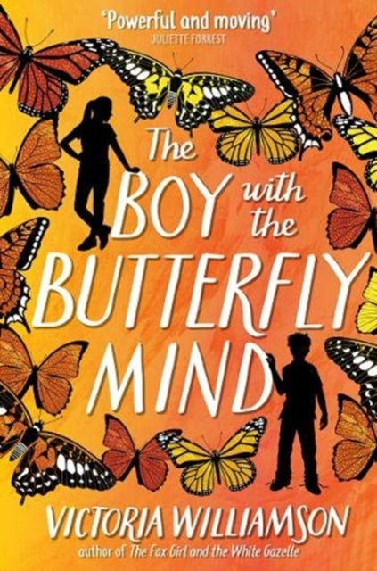 The Boy with the Butterfly Mind-9781782506447