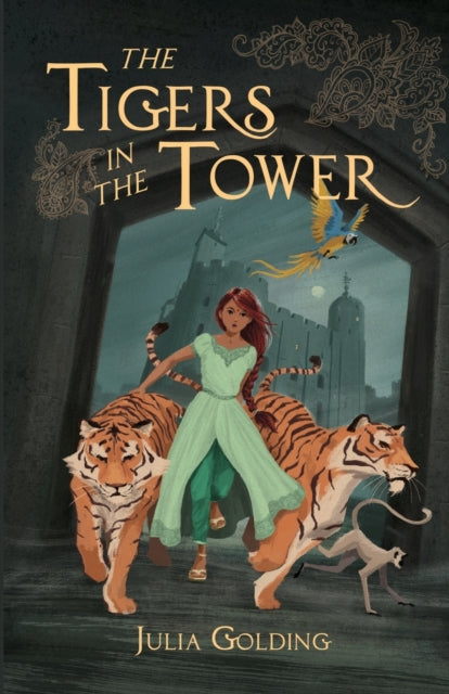 The Tigers in the Tower-9781782643173