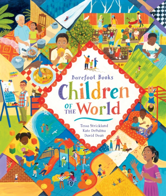 The Barefoot Books Children of the World-9781782853329