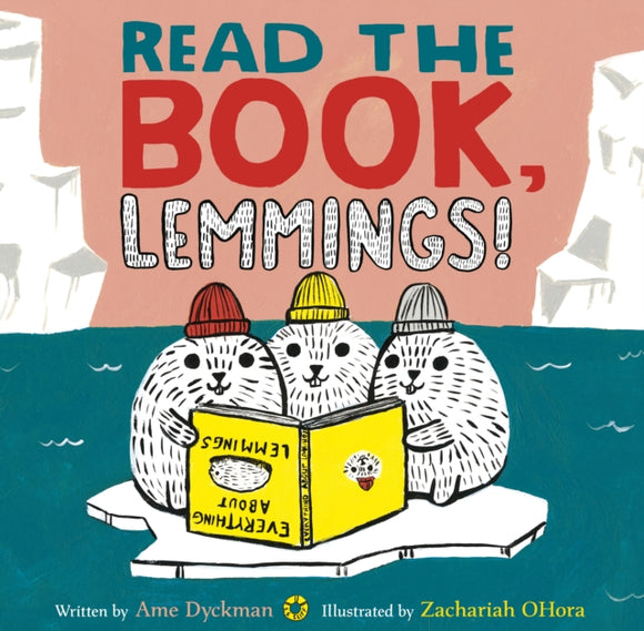 Read the Book, Lemmings!-9781783446551