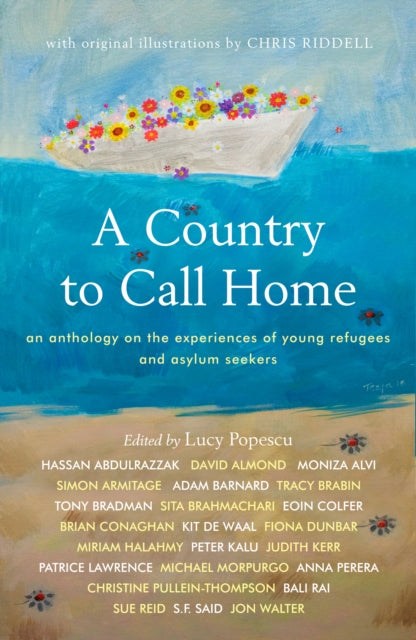 A Country to Call Home: An anthology on the experiences of young refugees and asylum seekers-9781783526048