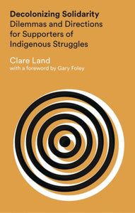 Decolonizing Solidarity : Dilemmas and Directions for Supporters of Indigenous Struggles-9781783601721