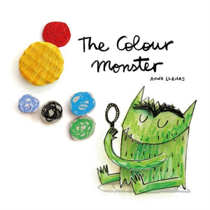 The Colour Monster-9781783704231
