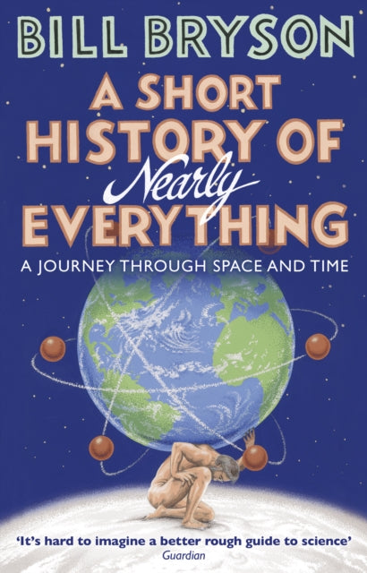 A Short History of Nearly Everything-9781784161859