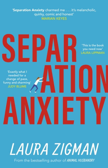 Separation Anxiety : An uplifting novel about life in all its messy glory-9781784165536