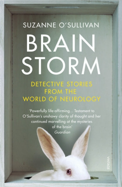 Brainstorm : Detective Stories From the World of Neurology-9781784704995