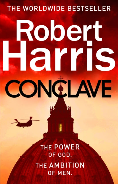 Conclave : The bestselling Richard and Judy Book Club thriller-9781784751838