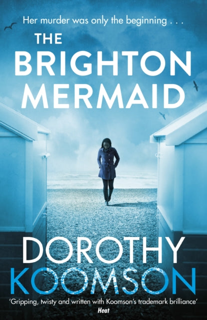 The Brighton Mermaid-9781784755423