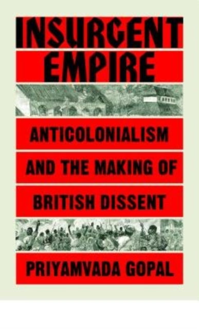 Insurgent Empire : Anticolonial Resistance and British Dissent-9781784784133