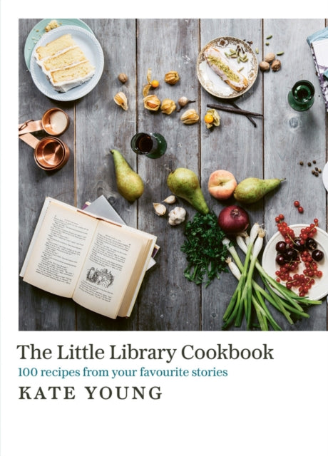 The Little Library Cookbook-9781784977672