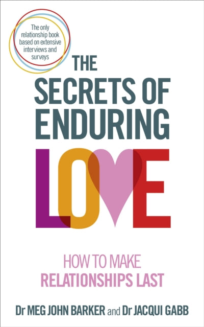 The Secrets of Enduring Love : How to make relationships last-9781785040238