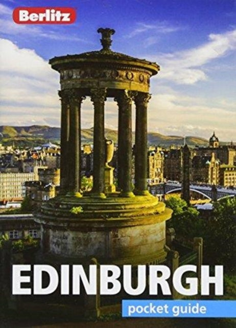 Berlitz Pocket Guide Edinburgh (Travel Guide)-9781785730504