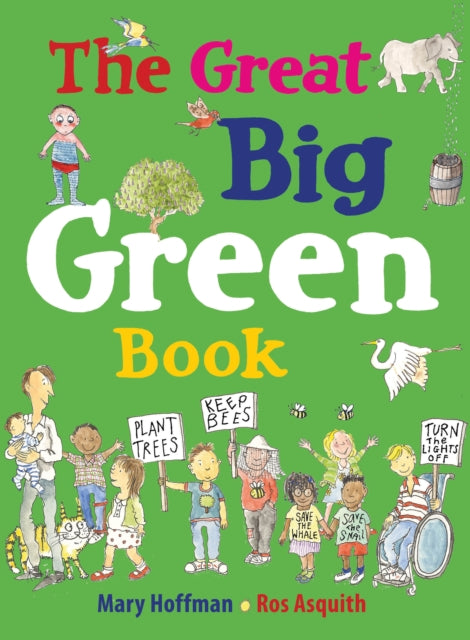 The Great Big Green Book-9781786030955