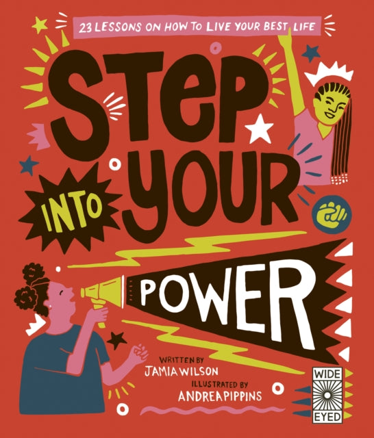 Step Into Your Power : 23 lessons on how to live your best life-9781786035851