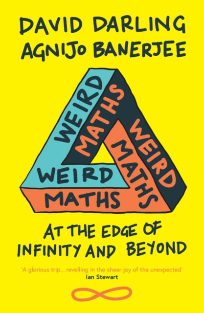 Weird Maths : At the Edge of Infinity and Beyond-9781786074850