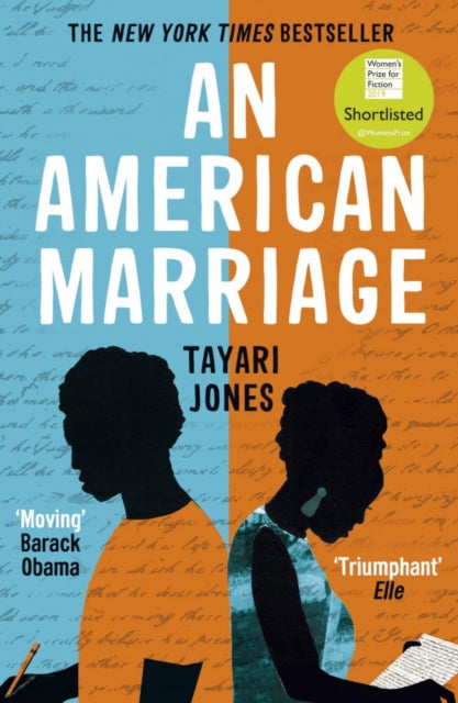 An American Marriage : WINNER OF THE WOMEN'S PRIZE FOR FICTION, 2019-9781786075192
