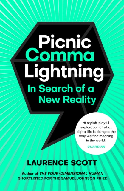 Picnic Comma Lightning : In Search of a New Reality-9781786090027