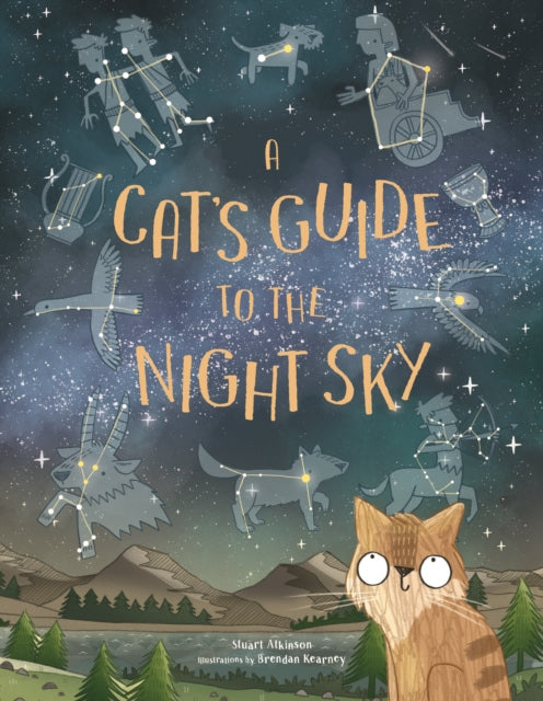 A Cat's Guide to the Night Sky-9781786270726