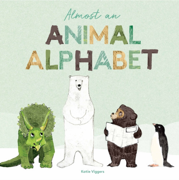 Almost an Animal Alphabet-9781786275615