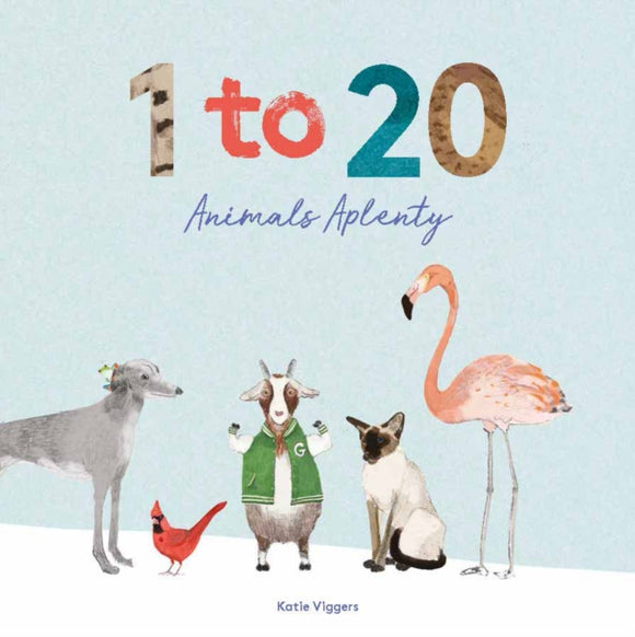 1 to 20 Animals Aplenty-9781786275660