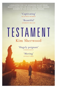 Testament : Shortlisted for Sunday Times Young Writer of the Year Award-9781786488688