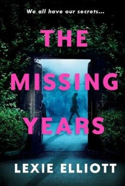 The Missing Years-9781786495570