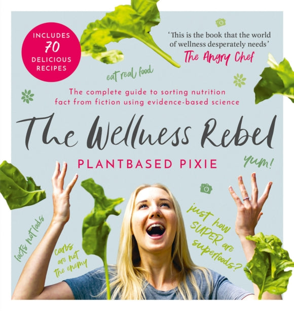 The Wellness Rebel-9781786697615