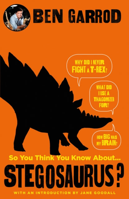 So You Think You Know About Stegosaurus?-9781786697929
