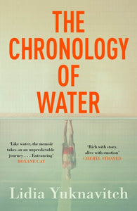 The Chronology of Water-9781786893307