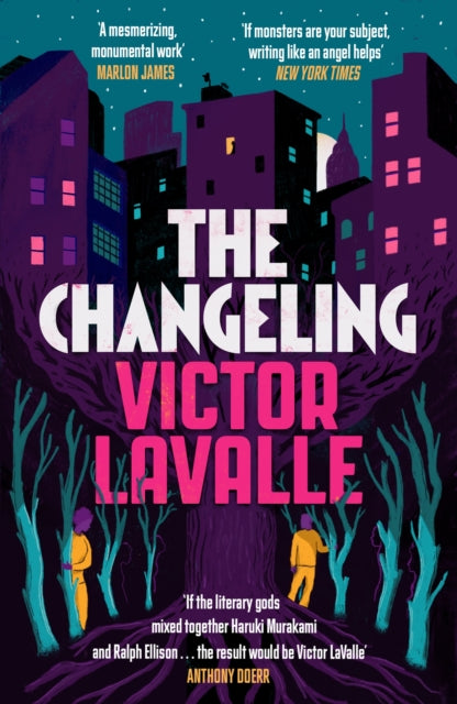 The Changeling-9781786893826