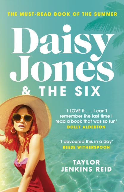 Daisy Jones and The Six : Winner of the Glass Bell Award for Fiction-9781787462144