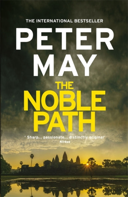 The Noble Path : A relentless standalone thriller from the #1 bestseller-9781787477957