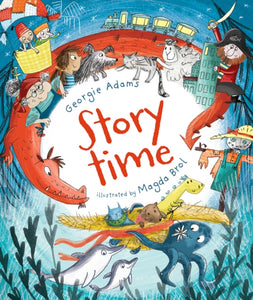 Storytime : A Treasury of Timed Tales-9781788541732