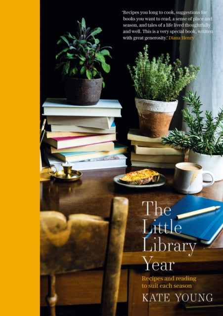 The Little Library Year : Recipes and reading to suit each season-9781788545280