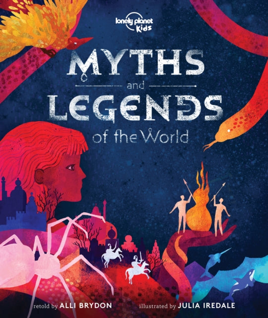 Myths and Legends of the World-9781788683074