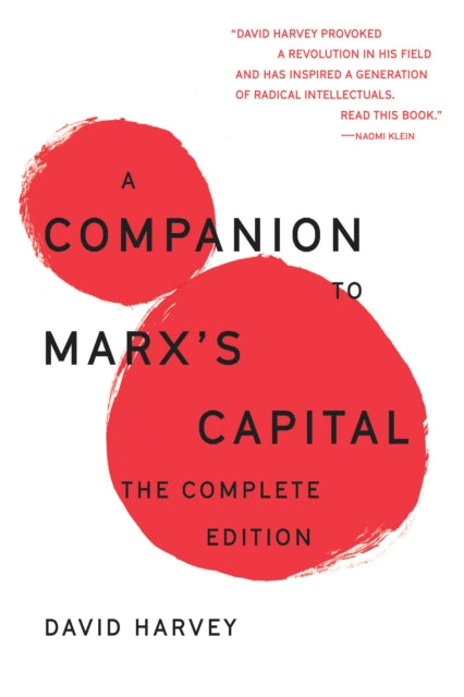 Companion to Marx's Capital, a : The Complete Edition-9781788731546