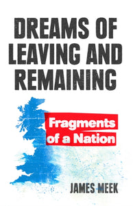 Dreams of Leaving and Remaining : Fragments of a Nation-9781788737753