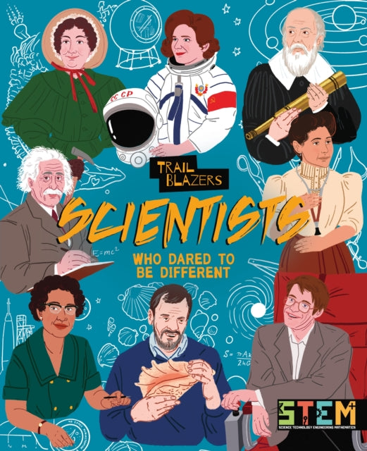 Scientists Who Dared to Be Different-9781789505283