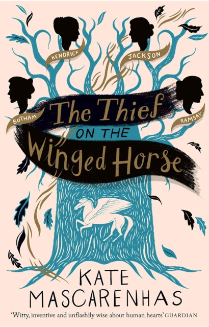 The Thief on the Winged Horse-9781789543810