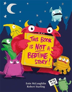 This Book is Not a Bedtime Story-9781843654384