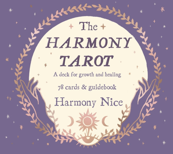 The Harmony Tarot : A deck for growth and healing-9781846046636