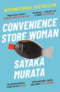 Convenience Store Woman-9781846276842