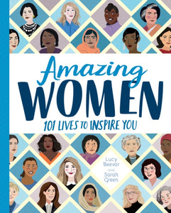 Amazing Women : 101 Lives to Inspire You-9781847159175