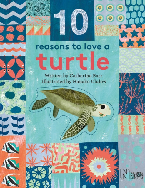 10 Reasons to Love a... Turtle-9781847809407