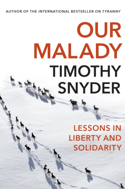 Our Malady : Lessons in Liberty and Solidarity-9781847926661