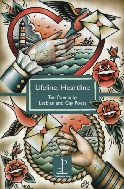 Lifeline, Heartline: Ten Poems by Lesbian and Gay Poets-9781907598364