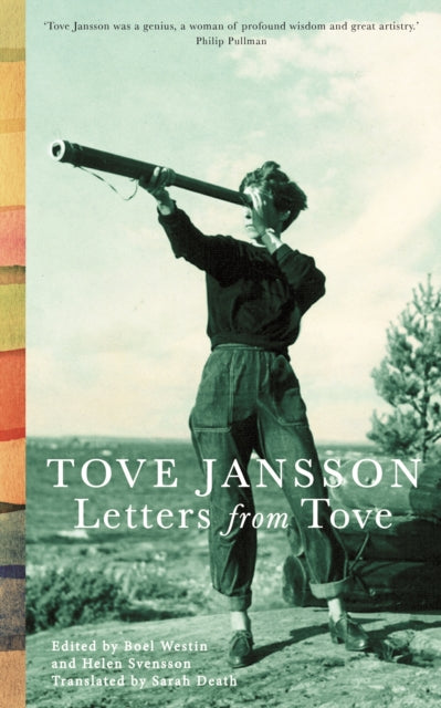Letters from Tove-9781908745842