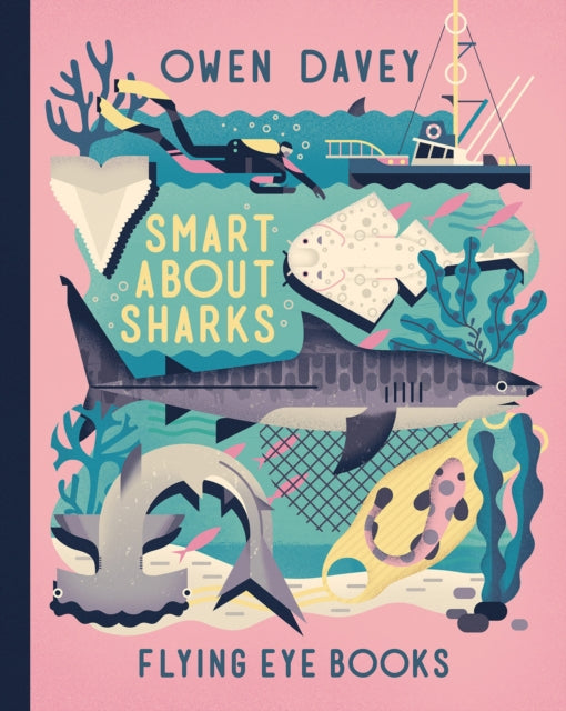 Smart About Sharks : 2-9781909263918