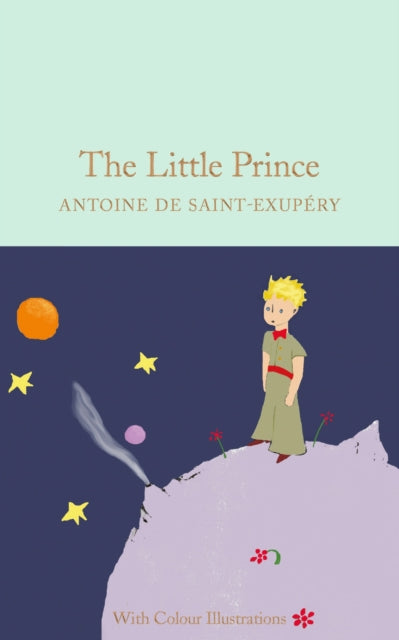 The Little Prince : Colour Illustrations-9781909621558